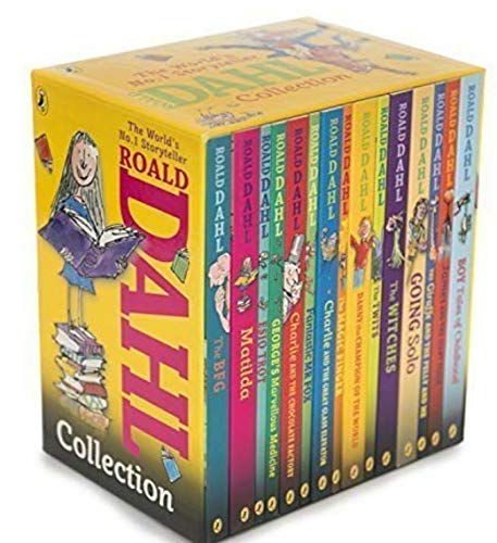 Roald Dahl Phizz Whizzing Collection 2016