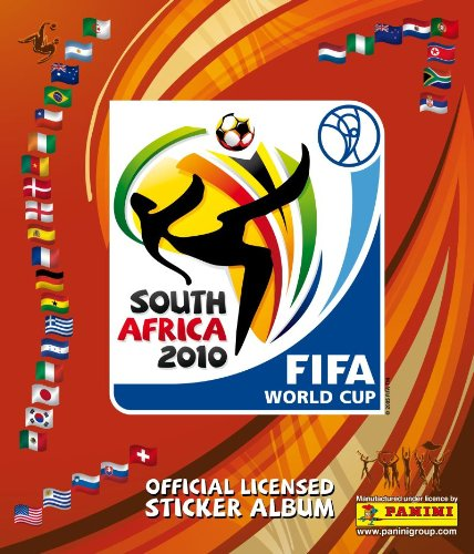 Panini Stickeralbum FIFA Fussball WM 2010 [Importación Inglesa] [Not Machine Specific]