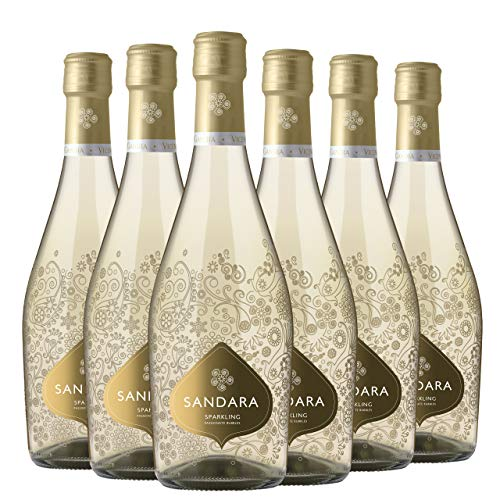 Sandara Blanco Espumoso 6 Botellas - 750 ml