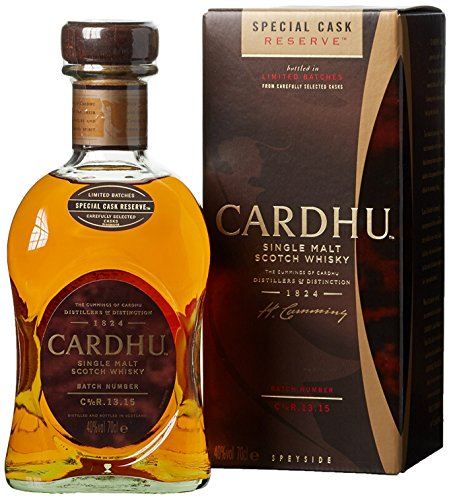 Cardhu Special Cask Reserve - Whisky, 70cl