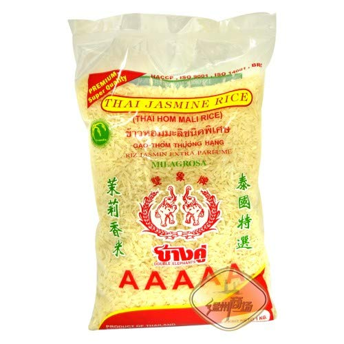 Arroz Jazmín Double Elephants 1KG