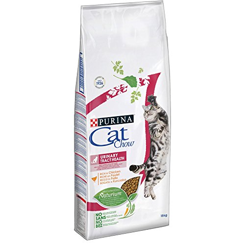 Purina Cat Chow UTH Gato Adulto Pollo 15 Kg