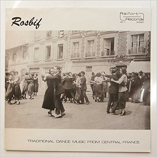 Traditional Dance Music From Central France