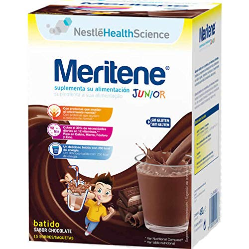 Meritene Meritene Junior Batido Chocolate 15Sbrs, 450 g