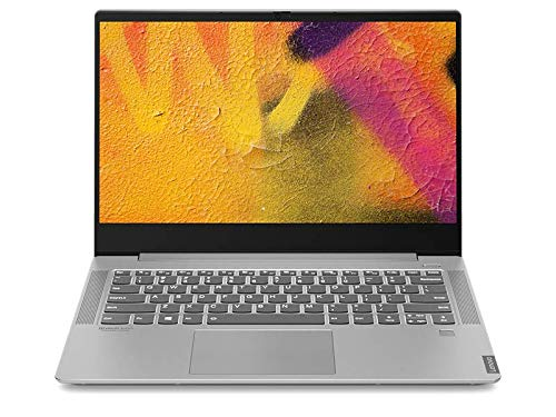 Lenovo S540 - Ordenador Portátil ultrafino 14' FullHD (Intel Core i7-10510U, 8GB RAM, 1TB SSD, Intel UHD Graphics, Windows 10) Gris, Teclado QWERTY Español