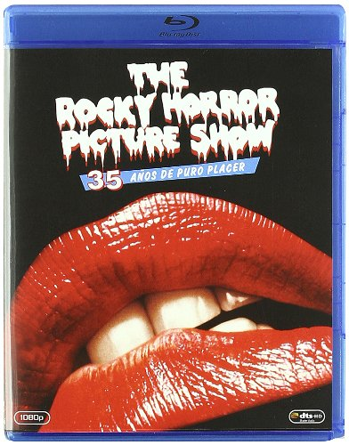 The Rocky Horror Picture Show - Bd [Blu-ray]
