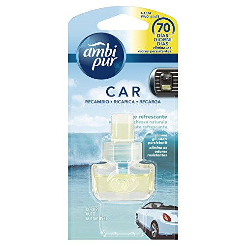 Ambi Pur Refill for car air freshener, 7 ml