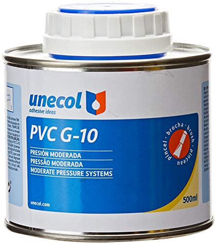 WOLFPACK LINEA PROFESIONAL 14020170 Pegamento PVC Wolfpack con Pincel 500 ml