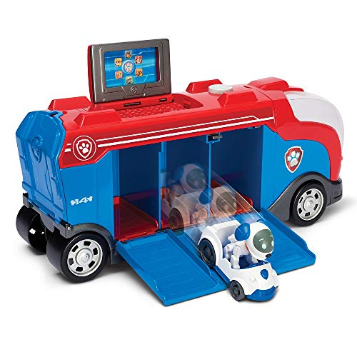 Spin Master- PAW PATROL MISSION CRUISER AUTOBUS, Multicolor (6035961)