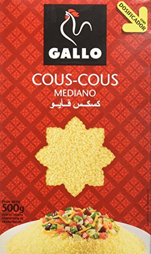 Gallo - Cous Cous Mediano - 500 grs