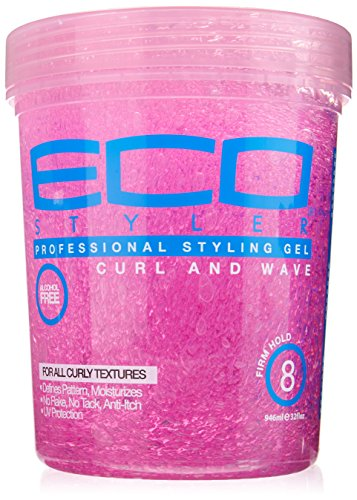 ECO STYLER GEL CURL AND WAVE (32OZ/946ML)