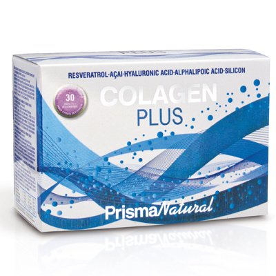 Prisma Natural Plus Anti-Aging Stick Colágeno - 30 Unidades