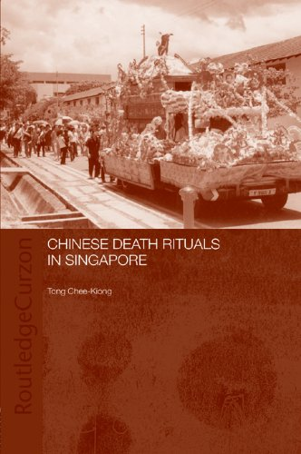 Chinese Death Rituals in Singapore (Anthropology of Asia) (English Edition)