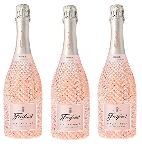 Italian Rosé - pack de 3 de 750 ml - Total: 2250 ml
