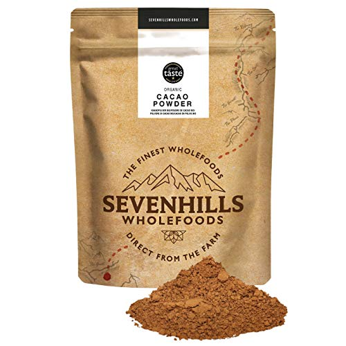 Sevenhills Wholefoods Cacao En Polvo Orgánico 2kg