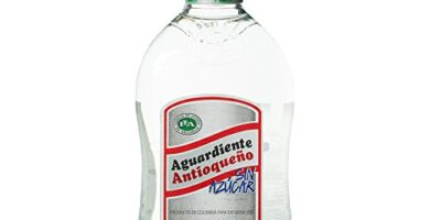 Aguardiente Mercadona