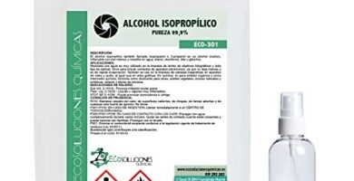 Alcohol Isopropilico Lidl