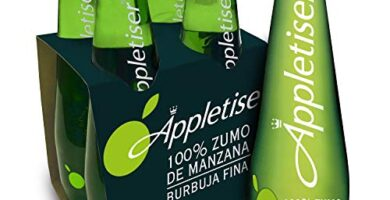 Appletiser Mercadona