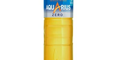 Aquarius Zero Mercadona