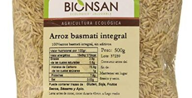 Arroz Basmati Integral Mercadona