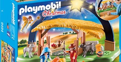 Belen Playmobil Carrefour