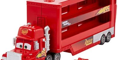 Camion Rayo Mcqueen Carrefour