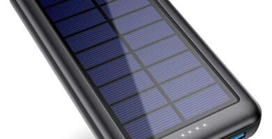 Cargador Solar Movil Decathlon