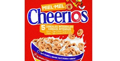 Cheerios Mercadona