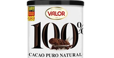 Chocolate 100 Puro Mercadona