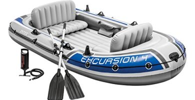 Decathlon Barcas Hinchables