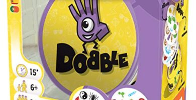 Dobble Juego Carrefour