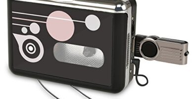 Elbow Cassette Player Amazon