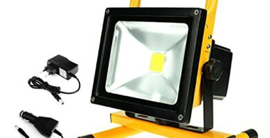 Foco Led Portatil Leroy Merlin
