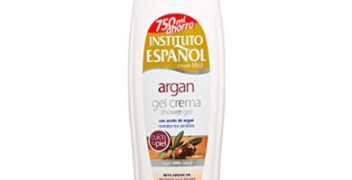Gel Argan Mercadona