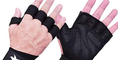 Guantes Crossfit Decathlon