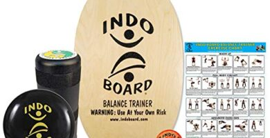 Indo Board Decathlon
