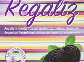 Infusion Regaliz Mercadona