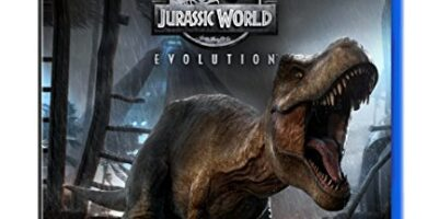 Jurassic World Evolution Ps4 Carrefour