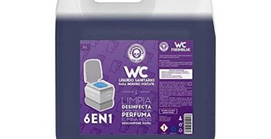 Liquido Wc Quimico Decathlon