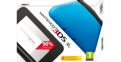 Nintendo 3ds Xl Segunda Mano Game