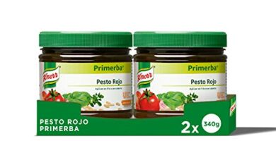 Pesto Rojo Mercadona