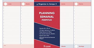 El Planning Decathlon