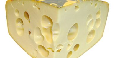 Queso Emmental Mercadona