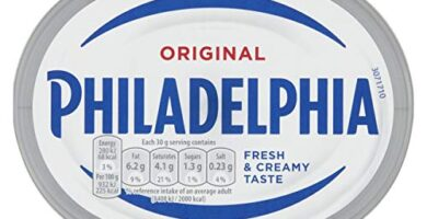 Queso Philadelphia Mercadona