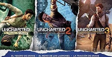 Uncharted Collection Carrefour