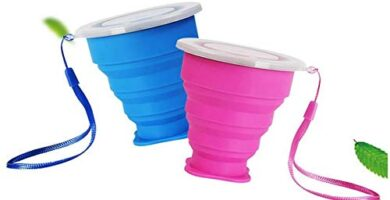 Vaso Plegable Carrefour