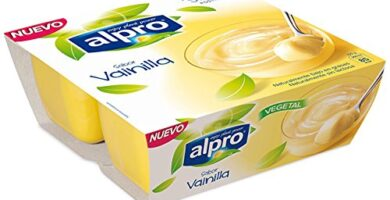 Yogures Alpro Mercadona